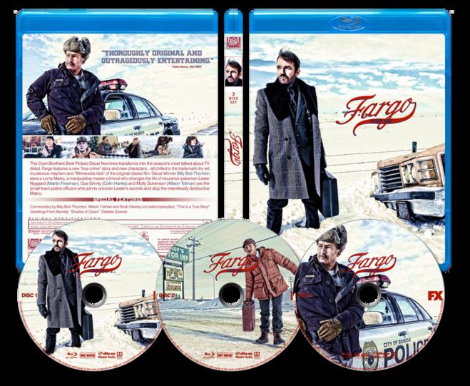 Fargo TV Series • EuphoricFX