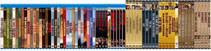 Blu-ray Sports Collection • EuphoricFX