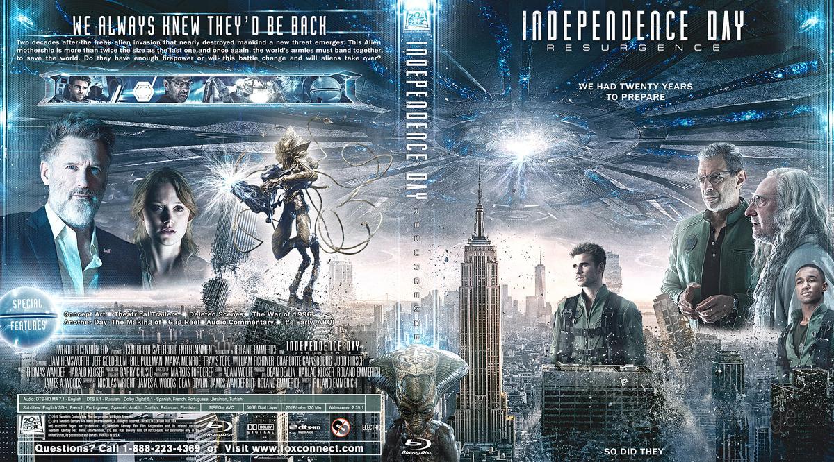 Independence Day Resurgence 2016 Euphoricfx