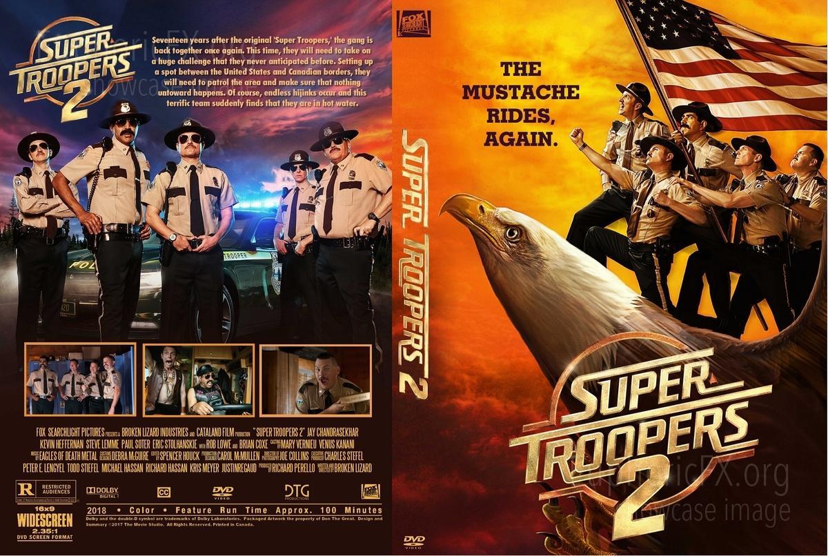 Fox Fx Stoel : Super troopers u euphoricfx