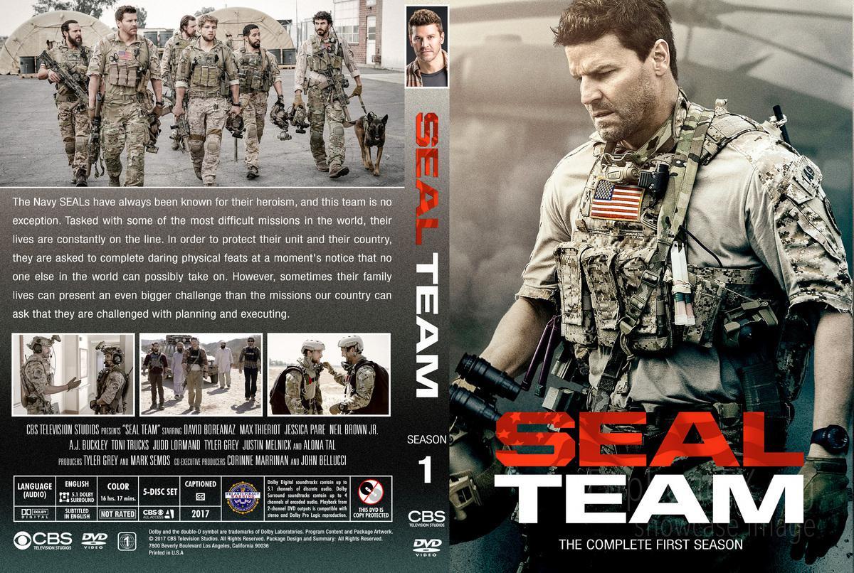 Seal Team: Season 1 (2017) • EuphoricFX