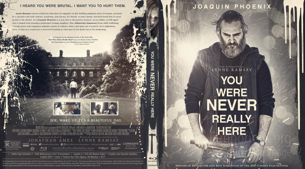 You Were Never Really Here 2017 Euphoricfx