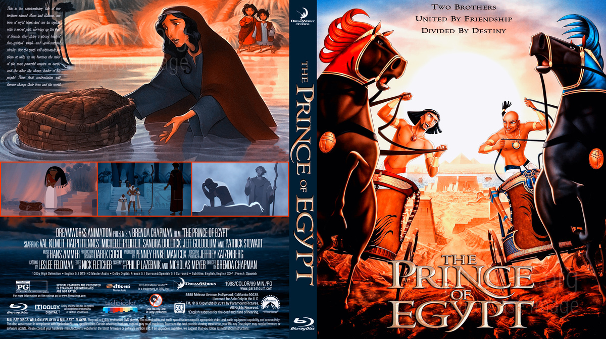 prince of egypt hd download