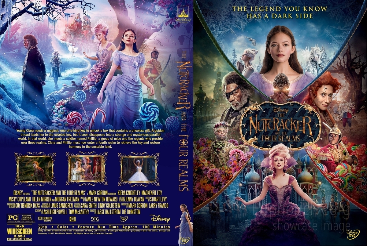 The Nutcracker And The Four Realms Movie Dvd Tv Shows Airing
