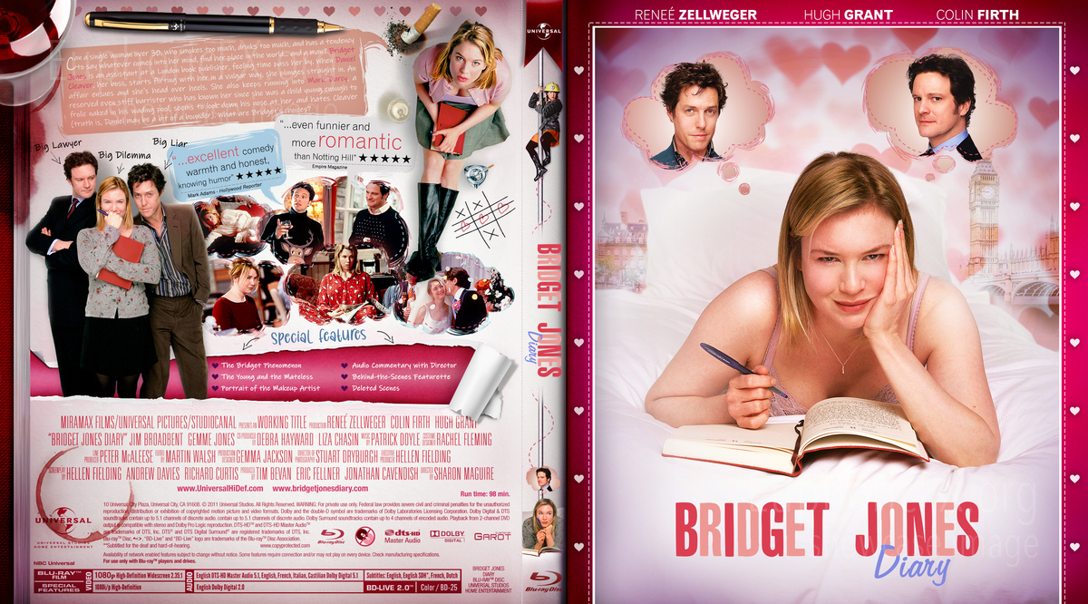 Bridget Jones S Diary 2001 Euphoricfx